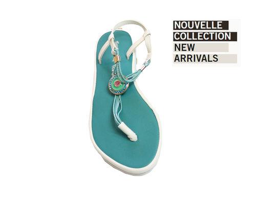 3fb0bc5efdc8 SANDALES - Tongs - ethnique  sandales bretonne La Marine